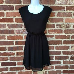 Dee Elle Nordstrom Black Dress Size XS